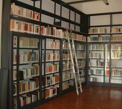"Biblioteca specialistica ""Giuseppe Ermini"""