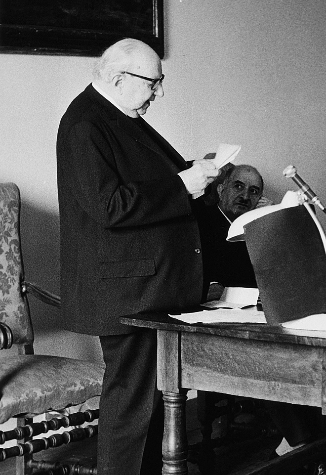 Mario Salmi (1889-1980)
