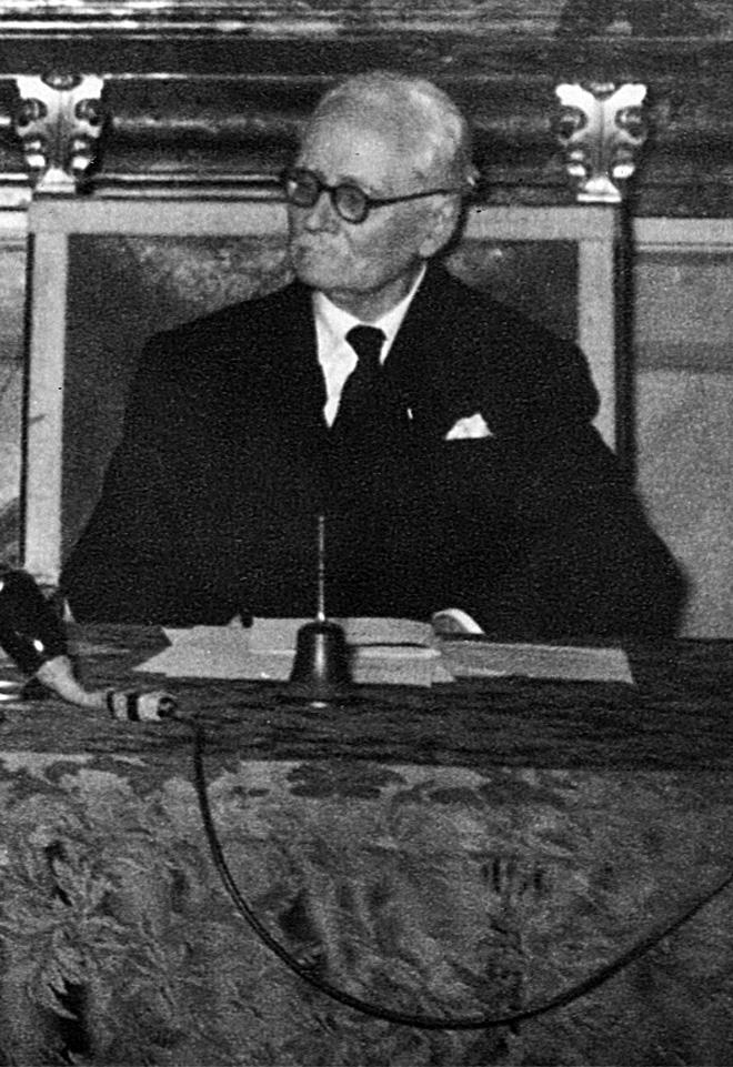 S. III (1955), Pier Silverio Leicht