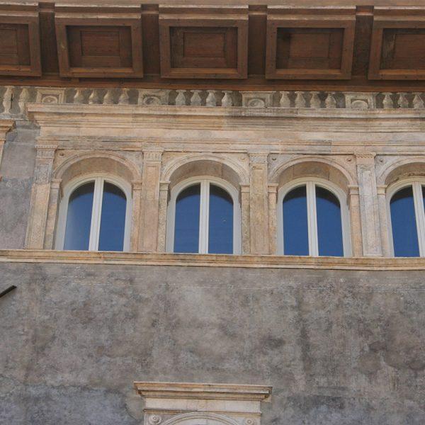 Palazzo Racani Arroni a Spoleto